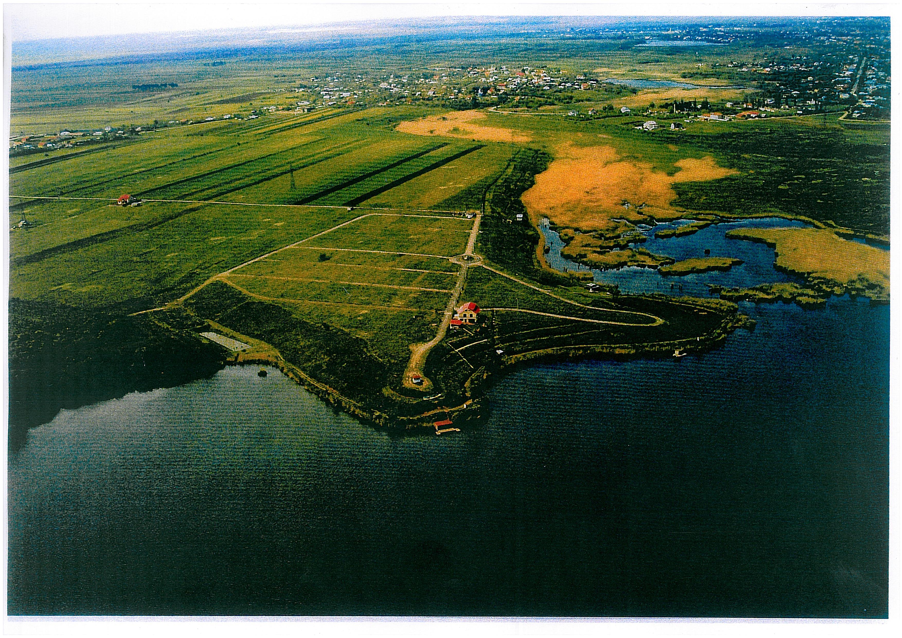 Vila protocol cu deschidere la lac intr-o locatie de invidiat langa Bucuresti