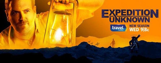 Fixer for Expedition Unknown production in Romania by Travel Channel