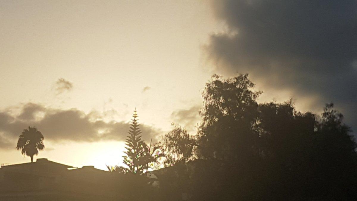 O dimineata in Puerto de la Cruz