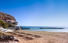 Plaja complexului de lux Abama
