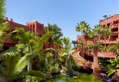 Hotel Ritz Carlton din Abama Tenerife